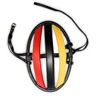 CASCO DANESE BELGIO Ciclismo Vintage Helmet Cycle Bike Casque Made in Italy