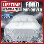FORD MUSTANG [OUTDOOR] CAR COVER All Weather Waterproof CUSTOMFIT