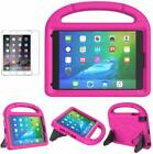Kids iPad Mini 1/2/3/4/5/9.7Inch Built-in Case W/Screen Protector 1st to 5th Gen
