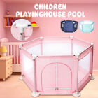 Kyпить 6 Side Baby Kids Toddler Safety Playpen Play Center House Yard Indoor with Gate на еВаy.соm