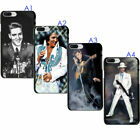 Elvis Presley The King Soft Rubber Case Cover For iPhone 7 Plus XR 11 S10 S20