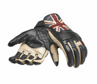 Triumph Mens Red/White/Blue Union Jack Motorcycle Gloves MGVS17303 $76.5 USD on eBay