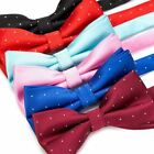 1 Pc Unisex Bowtie Fashion Butterfly Gravata Party Wedding Bow Ties Candy Color