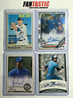 Toronto Blue Jays Autograph Card YOU PICK Topps Panini etc Auto More Added 3/26