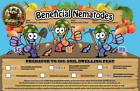 Beneficial Nematodes Triple Blend HB+SC+SF helps Biologically Control Soil Pest!