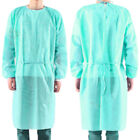 10/20x Disposable Overalls Gown Isolation Labour Clothes Protective Safety Suit