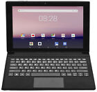 """EVOO 10.1"""" Android Tablet with Docking Keyboard, Quad Core, 16GB Storage, Micro"""
