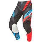 New Alpinestars Racer Supermatic Motocross Pant Black Red Blue Enduro OUTLET