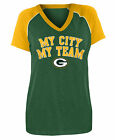 Green Bay Packers My City My Team Women's Tee $34.99 USD on eBay