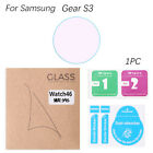 Protector Tempered Glass For Samsung Galaxy watch 46mm 42mm Gear Sport S3