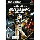 Star Wars: Battlefront II 2 - PlayStation 2 (PS2) Game *CLEAN VG
