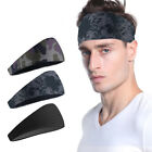 Super Soft Sports Headband Non Slip Running Fitness Headband for Women Men