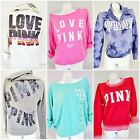 Victoria's Secret PINK Hoodie Jackets Sweatshirts Pullovers Tops For Woman