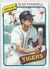 1980 Topps Baseball Cards (1-399) Pick The Cards to Complete Your Set on Ebay