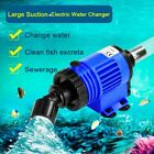 Automatic Aquarium Cleaning Tools Water Changer Pump For Fish Tank Sand Washer