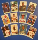 1984 MLB All-Star Game Program Inserts + Write-In Player Cuts *Pick Your Player*
