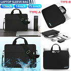 "13""14""15.6""Laptop Protective Handbag Sleeve Case Bag Shockproof Waterproof Soft"