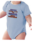 Infant creeper bodysuit One Piece t-shirt Mommy Knows Grandma Everything k-725
