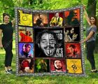 Post Malone Everybody's Blind When The View's Amazing Sofa Fleece Blanket Gift image