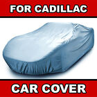 CADILLAC [OUTDOOR] CAR COVER ☑️ Weatherproof ☑️ 100% Full Warranty ✔CUSTOM✔FIT