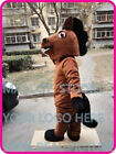 Horse Mascot Costume Cosplay Party Game Dress Unisex Advertising Halloween Adult