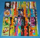BETTY BOOP BASE SET TRADING CARDS ODDS DART - SELECT CARD £1.5 GBP on eBay