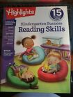 Highlights Children's Learning Books New: Reading Writing Letters Math Thinking