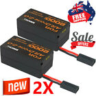1x 2x 2000mAh Lithium-Polymer Battery For Parrot AR Drone 2.0 Quadricopter US