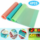 4x Multifunction Waterproof Refrigerator Antibacterial Antifouling Pad Mat Well
