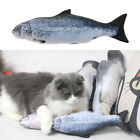 Artificial Fish Shape Toys for Pet Cat Catnip Chewing Bite Fish Toy for Cat