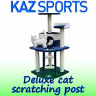 DELUXE CAT SCRATCHING POSTS / ACTIVITY CENTRES