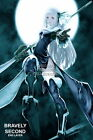 121947 Bravely Second efault Decor LAMINATED POSTER CA