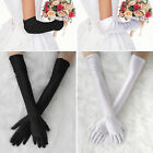 Kyпить Women's Satin Long Gloves Opera Wedding Bridal Evening Party Prom Costume Glove на еВаy.соm