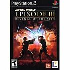 Star Wars: Episode III 3 Revenge of the Sith - PlayStation 2 (PS2) Game *CLEAN V $7.73 USD on eBay