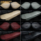 PU Leather Car Seat Cover Full Surround Front Rear Seat Mat Cushion Protector 3D $48.99 USD on eBay