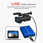 4K HDMI To USB 3.0 1080P Video Capture Card Dongle for OBS Game Live Streaming