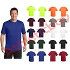Hanes Cool Dri Performance Short Sleeve T-Shirt UPF Rating 50 Moisture Wicking image