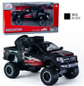 1:32 Ford Raptor F-150 Model Car Diecast Alloy Pull Back sound Light PickupTruck