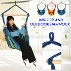 Outdoor Camping Hanging Hammock Garden Swing Chair Bed For Yard Porch Patio