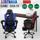 Comfortable Gaming Chair Office Computer Leather Chairs Racer Executive Racing