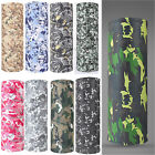 Camouflage Neck Face UV Seamless Tube Snood Motorcycle Biker Outdoor Scarfs Hats