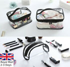 Clear Waterproof Travel Organizer Toiletry Cosmetic Make Up Bag Pouch Case