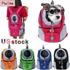 Pet Dog Carrier Puppy Mesh Portable Backpack Travel Front Travel Shoulder Bag US