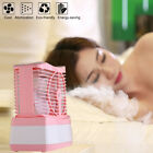 Protable Fan Cooling Desktop Air Conditioner Fan Humidified Atomizing USB   !!