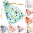 120 sytles ORGANZA GIFT BAG Candy Sheer Jewellery Pouch Wedding Birthday PaN_cx