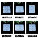 Silicone Earring Pendant Jewelry Making Mold Resin Casting Mould Craft Diy Tool