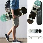 31''x 8'' All Level Pro Complete Skateboard Double Kick Deck Concave Skateboards image