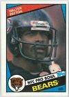 1984 and 1985 Topps Football Cards - Pick The Cards to Complete Your Set $1.25 USD on eBay
