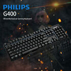 Philips Authentic USB  2.4G Wired Gaming Keyboard Driver Free PC Computer