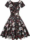 MINTLIMIT Women's 1950s Retro Vintage Rockabilly Cocktail Party Swing Dress